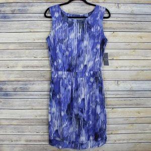 NEW Athleta Wailea Astra Dress Baja Blue 438829
